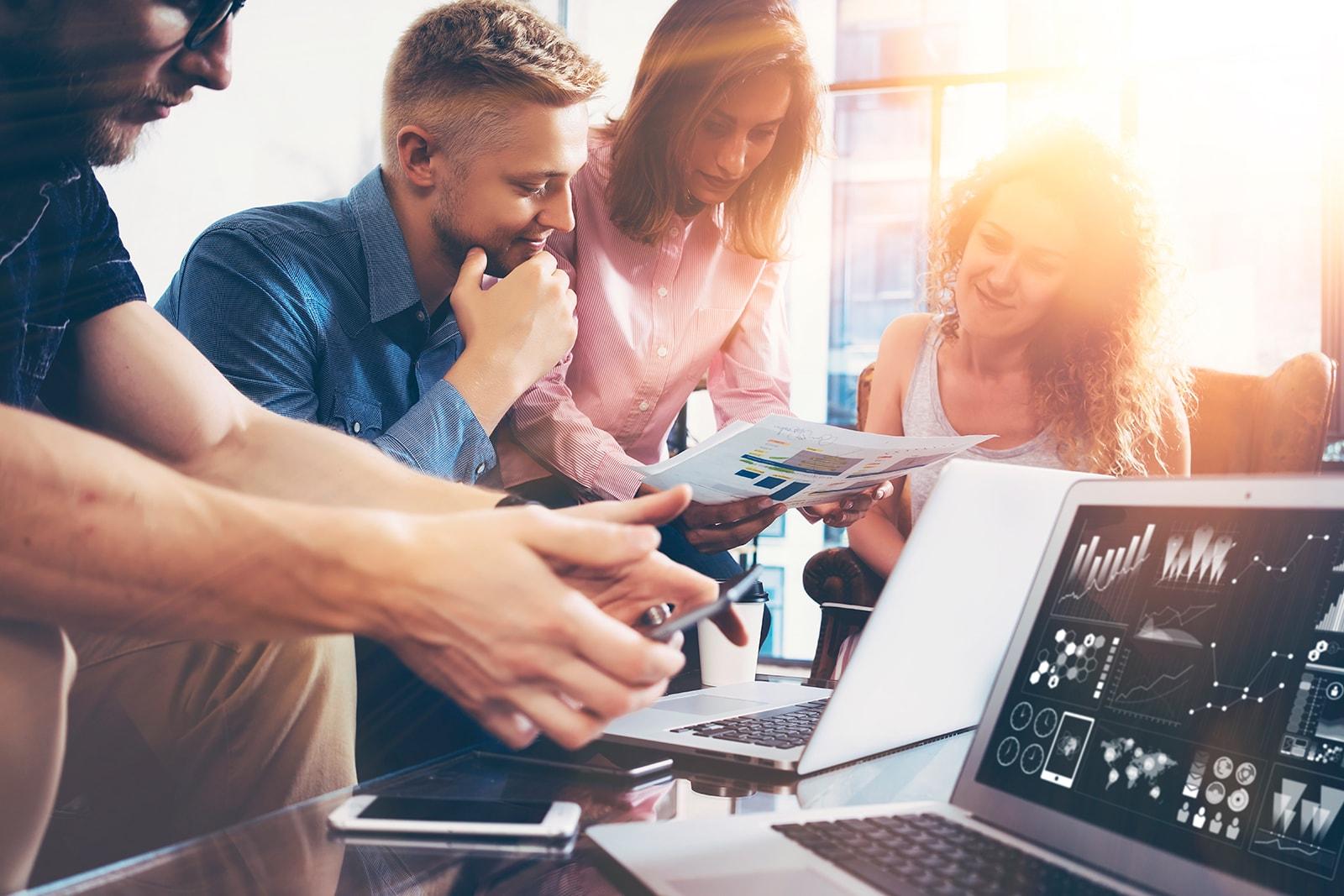 ホームページで企業や店舗の売上げアップに繋げる5つの方法!