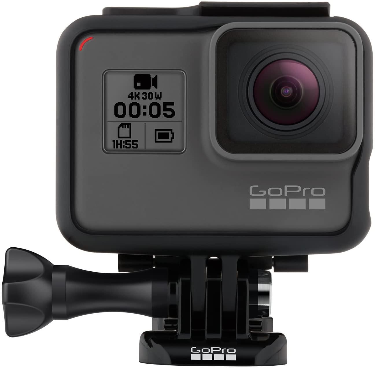 GoProは型落ちモデルから始めよう!